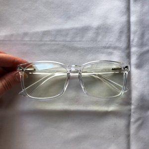 TIJN Clear Frame Blue Light Glasses